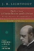 Cover-Bild zu Lightfoot, J. B.: The Epistles of 2 Corinthians and 1 Peter
