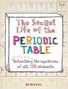 Cover-Bild zu Still, Dr Ben: Secret Life of the Periodic Table (eBook)