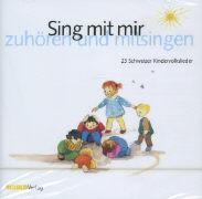 Cover-Bild zu Sing mit mir - zuhören und mitsingen