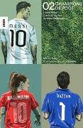 Cover-Bild zu Helg, Martin: Champions de foot 02