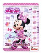 Cover-Bild zu Hoffart, Nicole (Chefred.): Disney Minnie: Mein Messlattenbuch