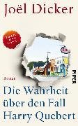 Cover-Bild zu eBook XXL-Leseprobe: Die Wahrheit über den Fall Harry Quebert