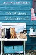 Cover-Bild zu Mr. Widows Katzenverleih (eBook) von Michaelis, Antonia