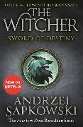 Cover-Bild zu Sapkowski, Andrzej: Sword of Destiny
