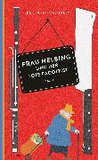 Cover-Bild zu Michaely, Eberhard: Frau Helbing und der tote Fagottist (eBook)