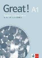 Cover-Bild zu Great! Teacher's Pack with CD-ROM