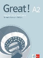 Cover-Bild zu Great! Teacher's Pack + CD-ROM A2