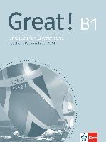 Cover-Bild zu Great! Teacher's Pack + CD-ROM B1