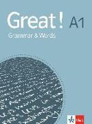 Cover-Bild zu Great! Grammar & Words A1