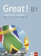 Cover-Bild zu Great! Lehr- und Arbeitsbuch mit 2 Audio-CDs B1