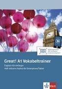 Cover-Bild zu Great Vokabeltrainer A1. Heft inklusive Audios für Smartphone/Tablet