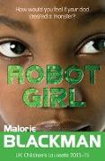 Cover-Bild zu Blackman, Malorie: Robot Girl (eBook)