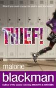 Cover-Bild zu Blackman, Malorie: Thief! (eBook)