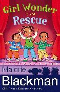 Cover-Bild zu Blackman, Malorie: Girl Wonder to the Rescue (eBook)