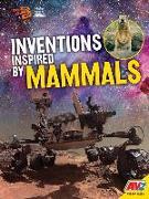 Cover-Bild zu Miller, Tessa: Inventions Inspired by Mammals