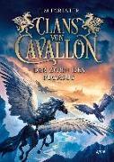 Cover-Bild zu Forester, Kim: Clans von Cavallon / Clans von Cavallon (1). Der Zorn des Pegasus