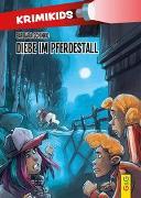 Cover-Bild zu Schinko, Barbara: KrimiKids/Diebe im Pferdestall