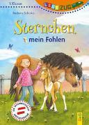 Cover-Bild zu Schinko, Barbara: LESEZUG/1. Klasse: Sternchen, mein Fohlen
