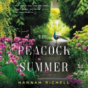 Cover-Bild zu Richell, Hannah: The Peacock Summer