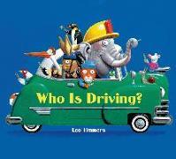 Cover-Bild zu Who Is Driving? von Timmers, Leo