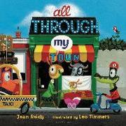 Cover-Bild zu All Through My Town von Reidy, Jean