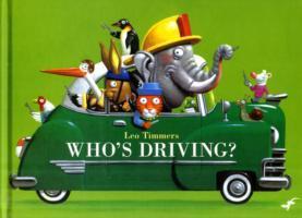 Cover-Bild zu Whos Driving von Timmers, Leo