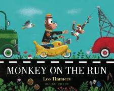 Cover-Bild zu Monkey on the Run von Timmers, Leo