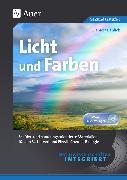 Cover-Bild zu Naturwissenschaften integriert Licht und Farben von Bablick, Daniela