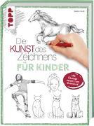 Cover-Bild zu Die Kunst des Zeichnens für Kinder