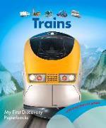 Cover-Bild zu Prunier, James (Illustr.): Trains