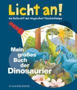 Cover-Bild zu Gravier-Badreddine, Delphine (Hrsg.): Mein großes Buch der Dinosaurier
