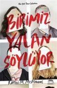 Cover-Bild zu Birimiz Yalan Söylüyor von M. McManus, Karen
