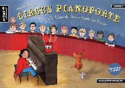 Cover-Bild zu Engel, Valenthin: Circus Pianoforte