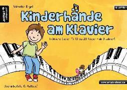 Cover-Bild zu Engel, Valenthin: Kinderhände am Klavier
