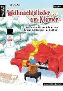 Cover-Bild zu Engel, Valenthin: Weihnachtslieder am Klavier