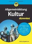 Cover-Bild zu Pöppelmann, Christa: Allgemeinbildung Kultur für Dummies
