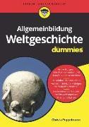 Cover-Bild zu Pöppelmann, Christa: Allgemeinbildung Weltgeschichte für Dummies