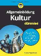 Cover-Bild zu Pöppelmann, Christa: Allgemeinbildung Kultur für Dummies (eBook)
