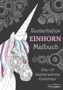 Cover-Bild zu Malbücher, Topo: Zauberhaftes Einhorn Malbuch