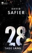 Cover-Bild zu Safier, David: 28 Tage lang
