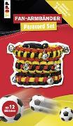 Cover-Bild zu Precht, Thade: Fan-Armbänder Paracord Set