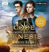 Cover-Bild zu Gruber, Andreas: Code Genesis - Sie werden dich verraten