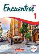 Cover-Bild zu Encuentros Hoy 1. Schülerbuch von Goreczka-Hehl, Carolina
