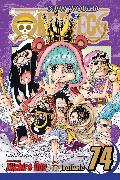 Cover-Bild zu Oda, Eiichiro: One Piece, Vol. 74