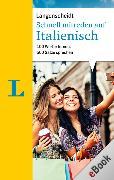Cover-Bild zu Desbalmes, Alexandra: Schnell mitreden auf Italienisch (eBook)