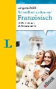 Cover-Bild zu Schreitmüller, Fabienne: Schnell mitreden auf Französisch (eBook)