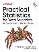 Cover-Bild zu Bruce, Peter: Practical Statistics for Data Scientists (eBook)