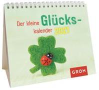 Cover-Bild zu Der kleine Glückskalender 2021 von Groh Redaktionsteam (Hrsg.)