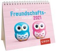 Cover-Bild zu Der kleine Freundschaftskalender 2021 von Groh Redaktionsteam (Hrsg.)