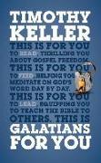 Cover-Bild zu Keller, Dr Timothy: Galatians For You